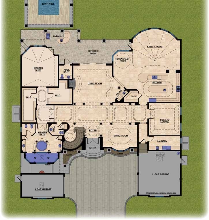 411 best images about icf home ideas on pinterest for Luxury garage plans