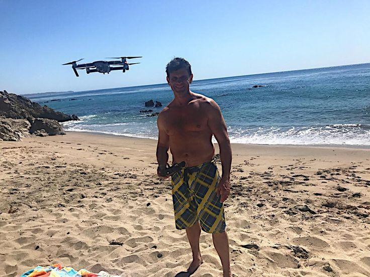 Me and the girlfriend hittin the beach.