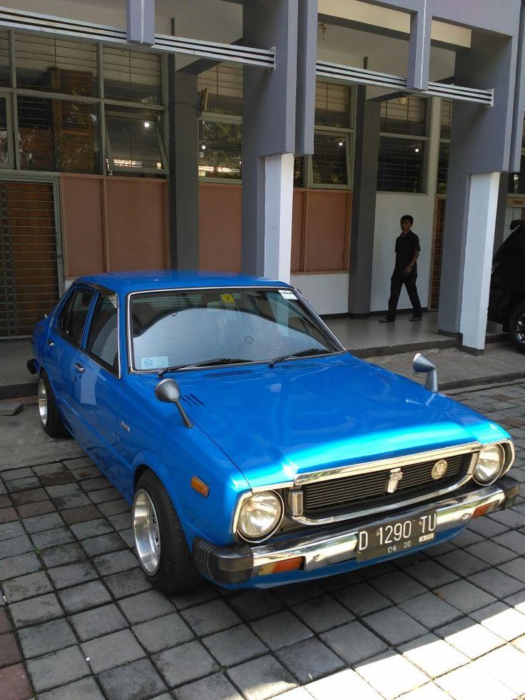 Thank God its Classic! And i've got whats mine...  #CorollaKE30 #Bandung #Indonesia #Modified #ClassicNotPlastic