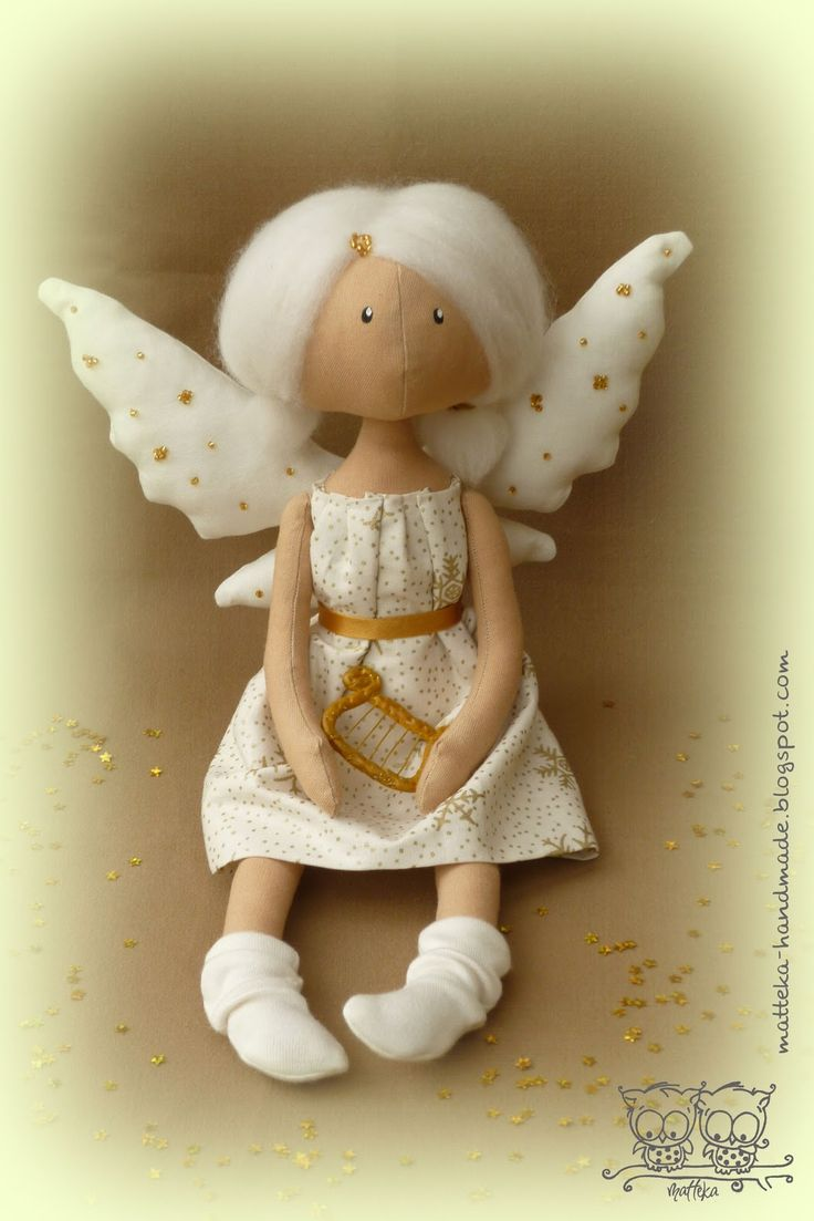 hand made by matteka: ♥Love Angel♥