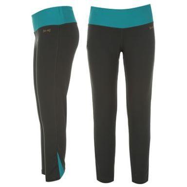USA Pro Three Quarter Leggings Ladies - SportsDirect.com