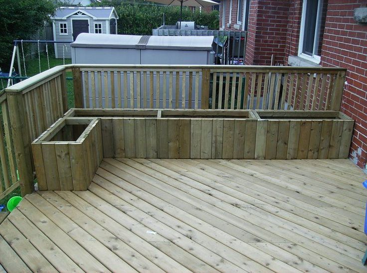how to build a wooden step over a concrete one