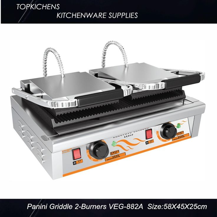 520.00$  Watch here - http://aliyqr.worldwells.pw/go.php?t=1769190231 - Commerical Sandwich Machine_ Panini Machine_Sandwich Grill PG882A 520.00$