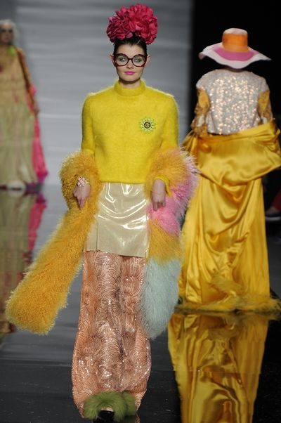 Annie Phillips graduated from the BA(Hons) Fashion Design course at the University of Westminster in 2012
