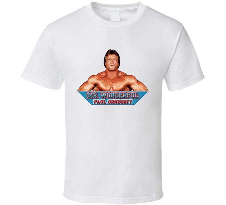>> Click to Buy << Gildan Mr Wonderful Paul Orndorff wrestling legend fan t shirt #Affiliate