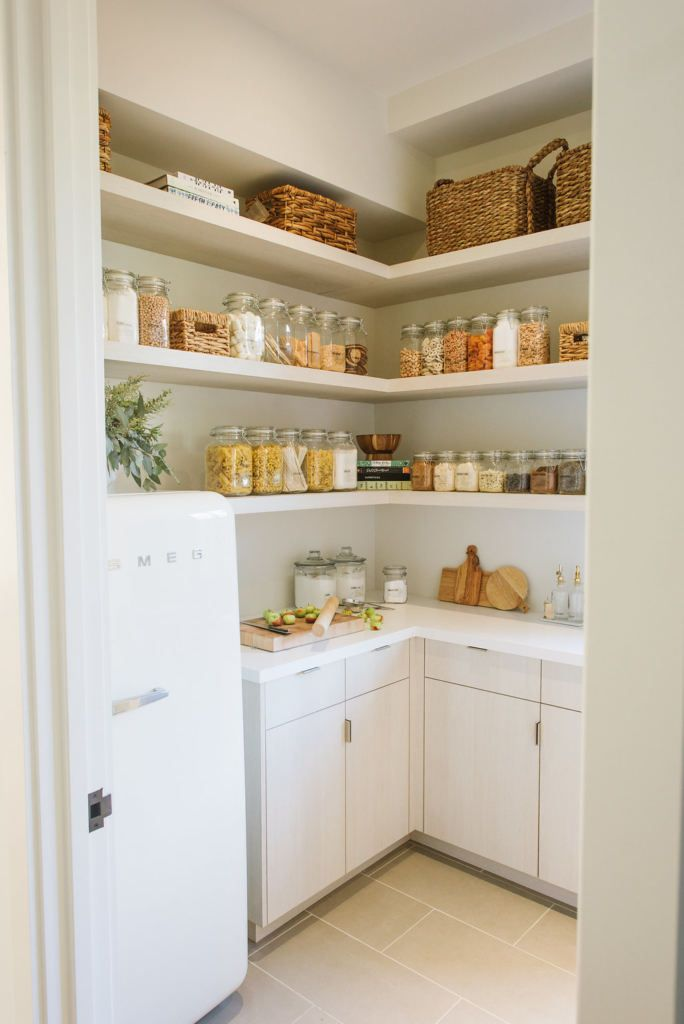 Best Modern Farmhouse Pantry Inspiration Pantry Design 400 x 300