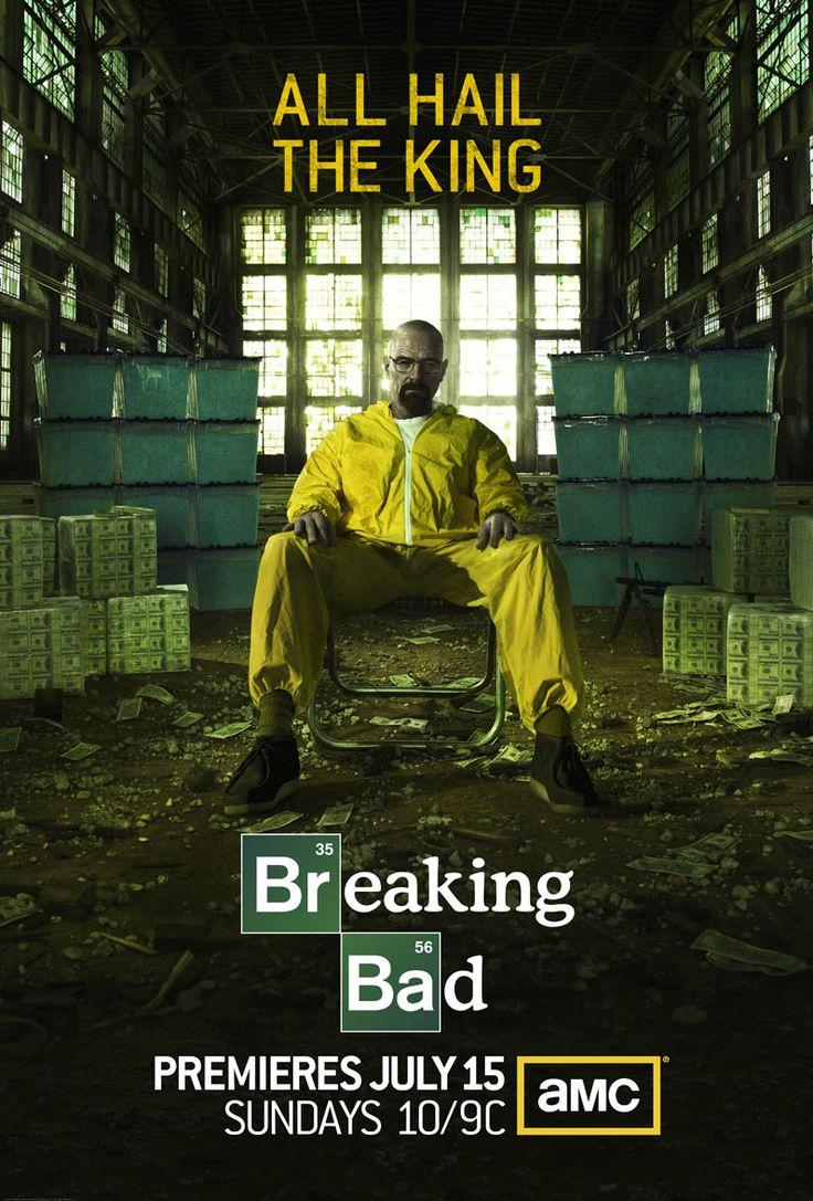 All Hail the KingCant Wait, Seasons, Bryans Cranston, Breakingbad, Tv Show, Looks Forward, Posters, Breaking Bad, Walter White