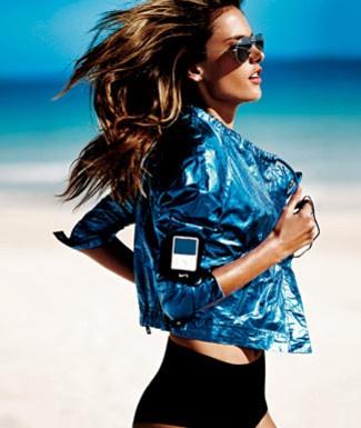 Run. Don't Stop.Fit, Girls Crushes, Alessandraambrosio, Inspiration, Alessandra Ambrosio, Sports Chic, David Burton, Fashion Women, South Beach