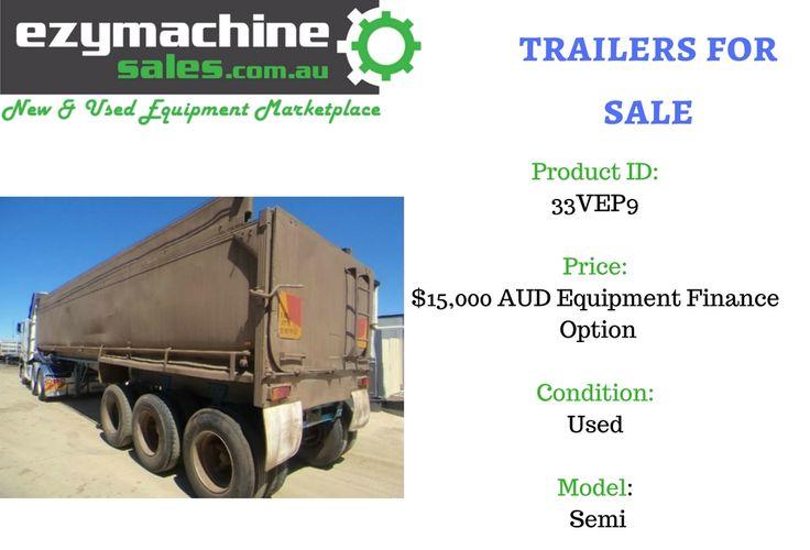 Used Altrac Semi Tipper for sale