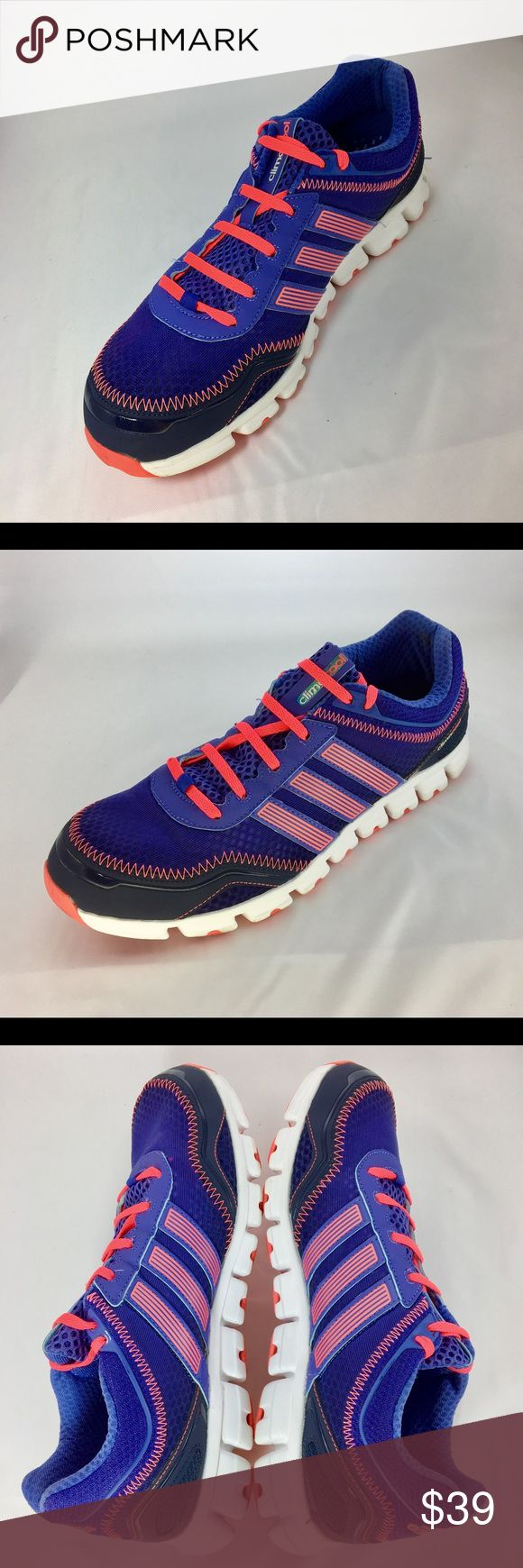 ADIDAS CLIMA COOL Women's Shoes SZ 10 M Purple/Pin Excellent condition see pictures for more details adidas Shoes Athletic Shoes