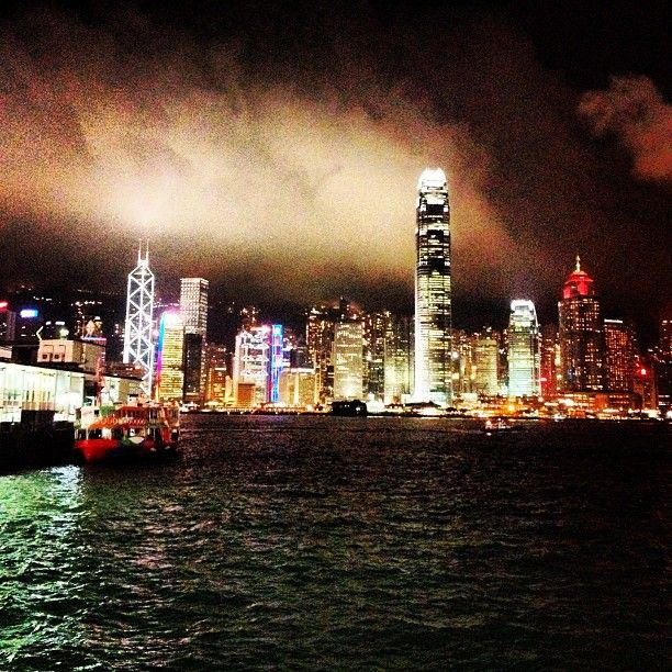 to visit Hong Kong would be the best