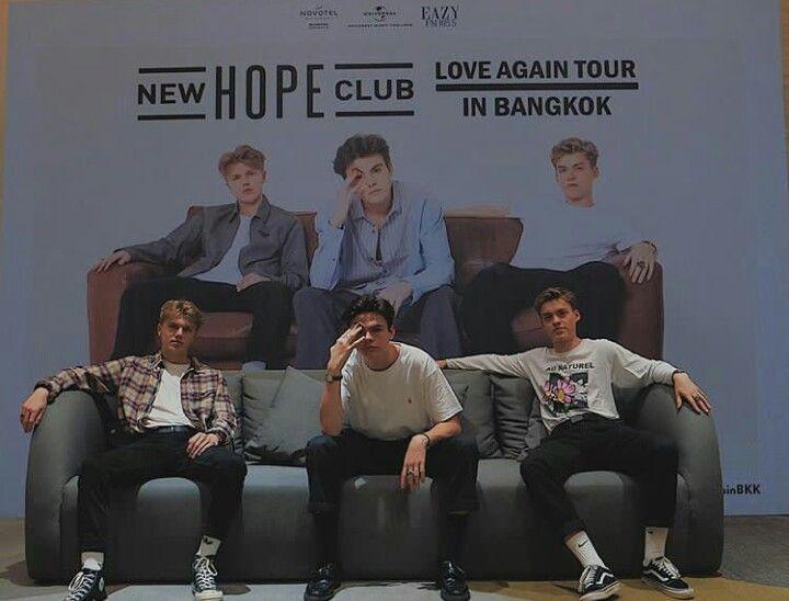 Pouco Apaixonada New Hope Club New Hope Club