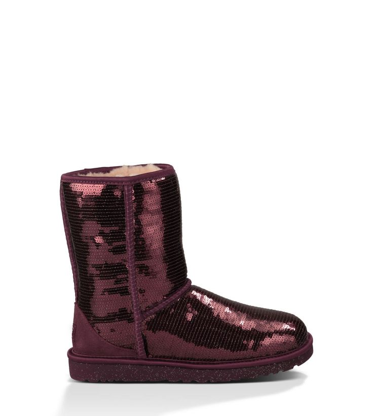 Sparkly sequined Uggs