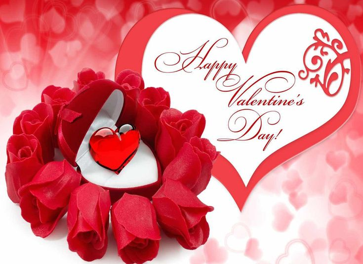 Best 25 Happy valentines day images ideas – Valentine Day Greetings Card