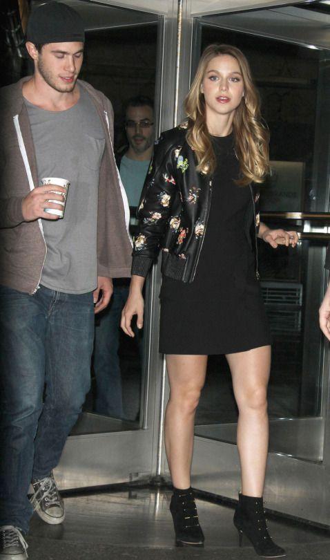 Melissa Benoist and her beautiful Legs ❤