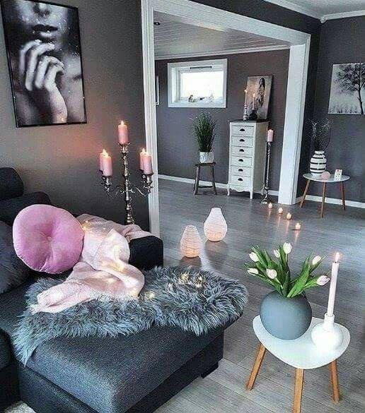 51 besten Wohnzimmer \ Kamin Bilder auf Pinterest Laminat