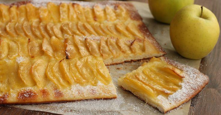 Gustosa leggera questa mitica sfogliata con le mele è davvero irresistibile provatela e non ve ne pentirete! Ingredienti: 3 mele ...