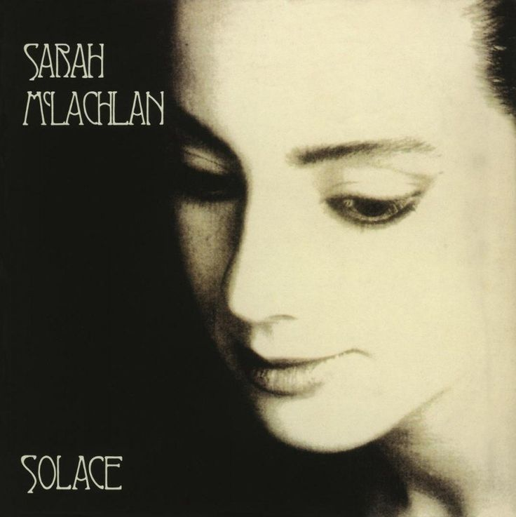 Sarah McLachlan - Solace Vinyl Record (180g Music on Vinyl Edition)