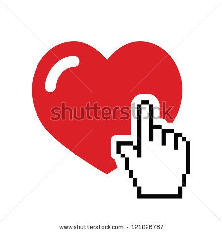 Click for Love icon by RedKoala  #valentines