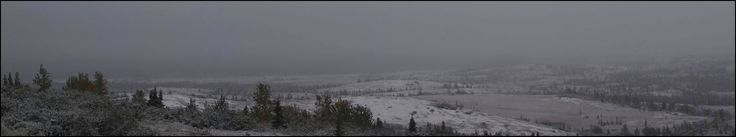 Denali National Park Air Quality Camera on August 30, 2015 Winter started early this year. The camera was shut down on Monday for the winter - 7-14 days earlier than usual. #doesthislooklikeacatastrophe?