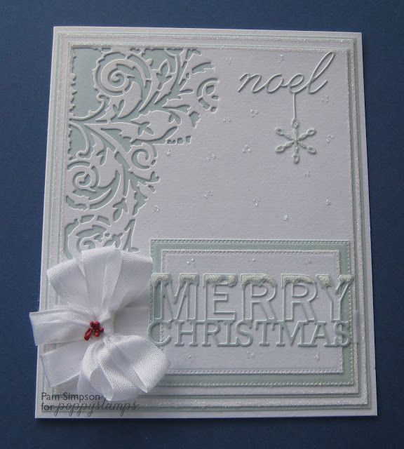 61 Best 2015-08-30 Memory Box/Poppystamps Holiday Images