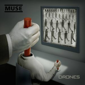 Drones by Muse Album Art