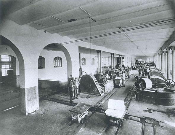 #paper mill #Crusinallo