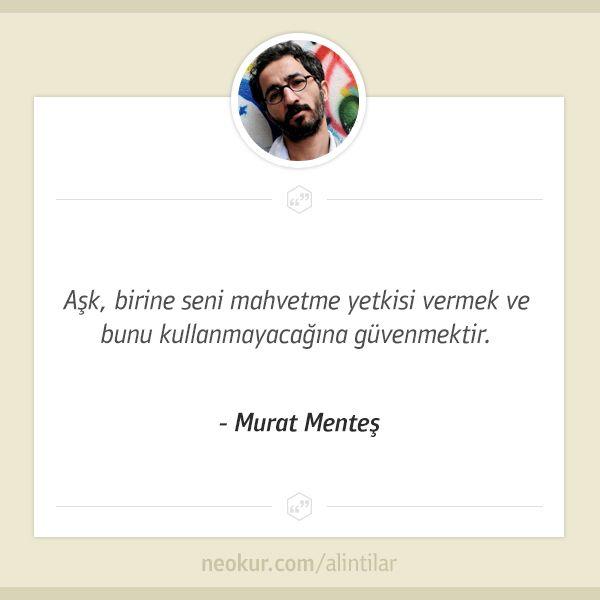 Ruhi Mücerret - Murat Menteş