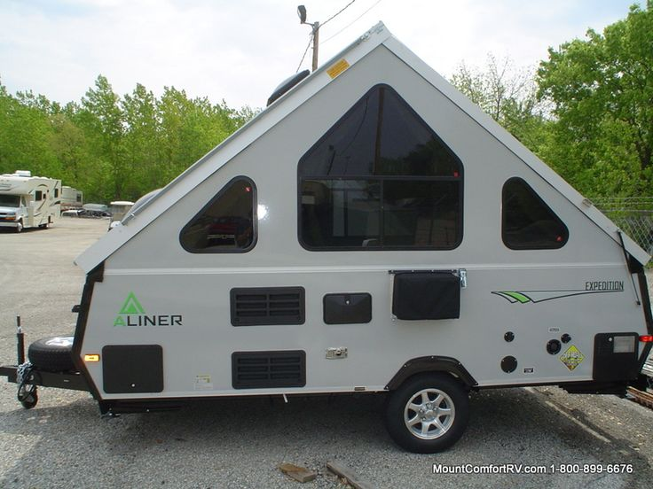2015 aliner expedition popup camper camping trailer