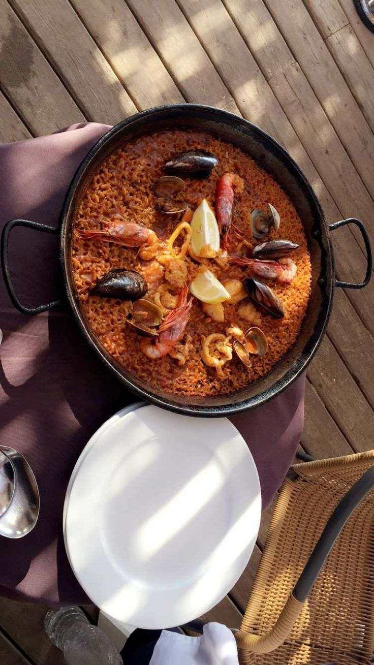 #spanishdish #spain #ibiza #tasteful #healthy #fresh #seafood