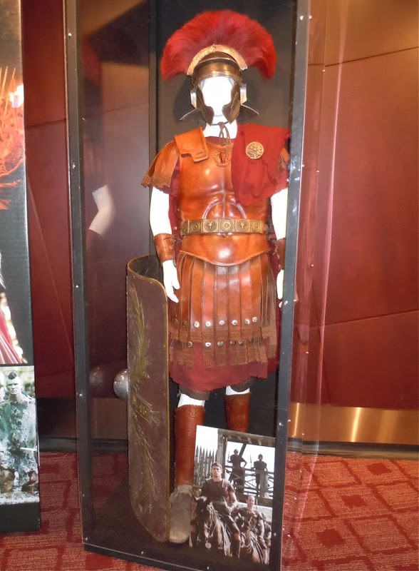 Channing Tatum The Eagle centurion film costume