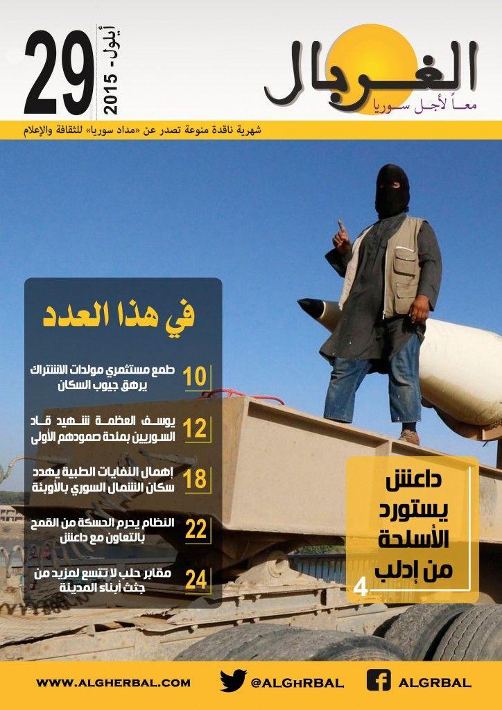 غلاف العدد 29