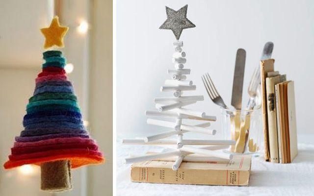 M s de 25 ideas incre bles sobre rboles de navidad - Adornos navidenos modernos ...