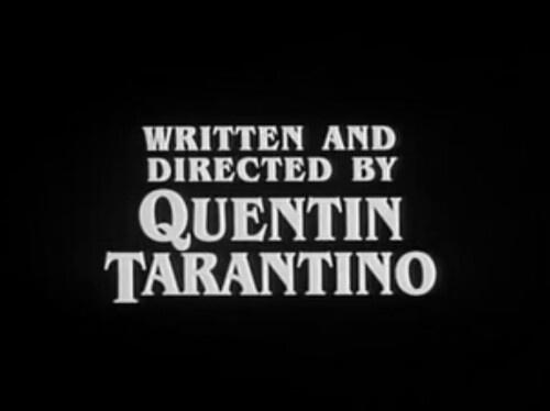 Quentin Tarantino                                                       …