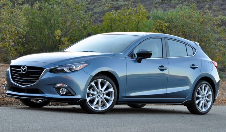 2015 Mazda 3 Hatchback Review