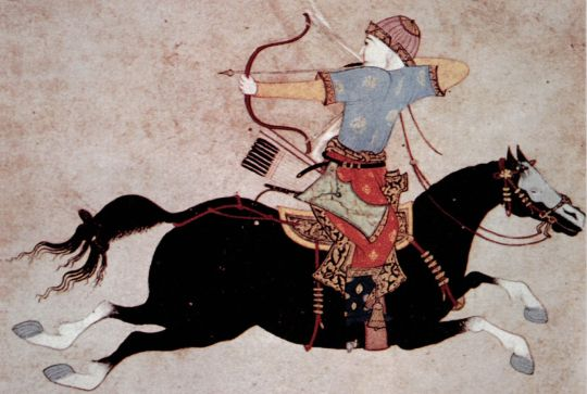 Mongol archer