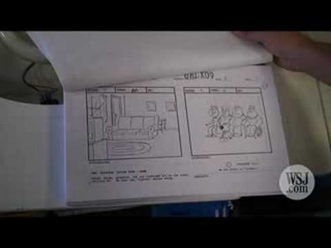 Animating 'The Family Guy and 'American Dad'. The Wall Street Journal.
