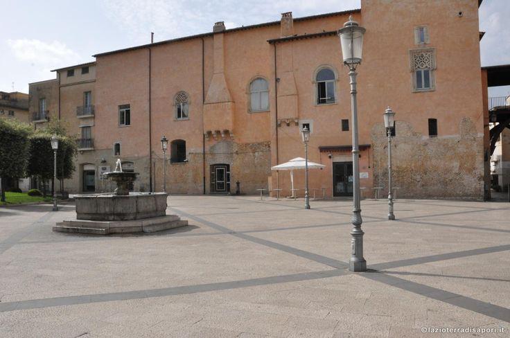 Fondi (LT). Palazzo Baronale.