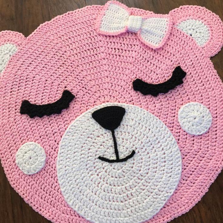 Little Bears Nursery Rugs Craftsy Tappeti