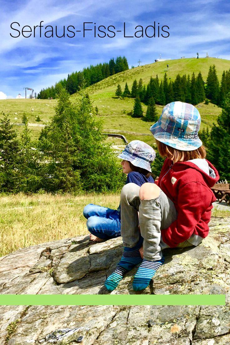 Tipps Fur Serfaus Fiss Ladis Grandiose Natur Erlebnisparks Spielplatze Und Seilbahnen Serfaus Fiss Ladis Und Familienurlaub