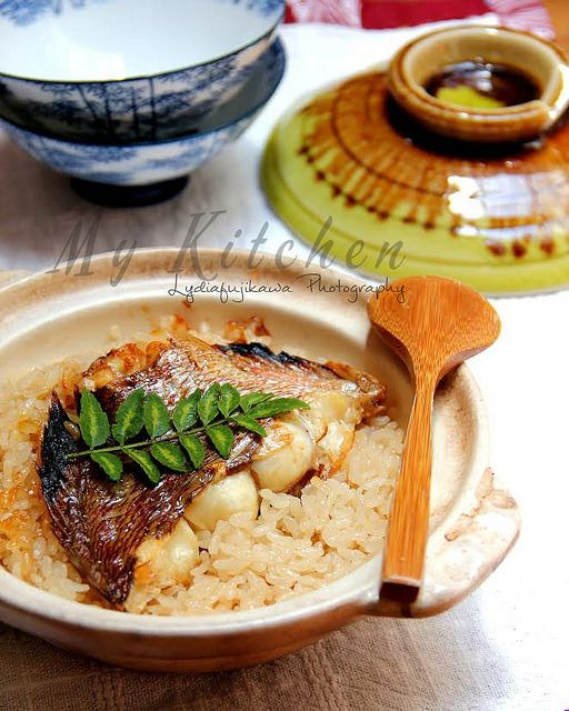 Snapper Rice [TaiMeshi]
