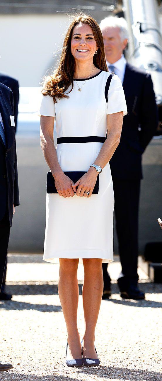 La Duquesa de Cambridge en Jaeger