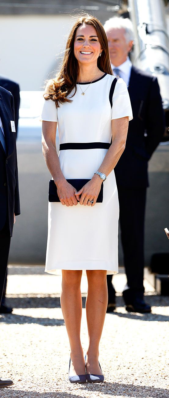 La Duquesa de Cambridge en Jaeger                                                                                                                                                      Mais