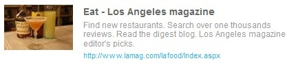 Los Angeles is a regional magazine of national stature.Produced monthly since the spring of 1961,with a combination of award-winning feature writing,investigative reporting,service journalism,and design,Los Angeles is the definitive resource and indispensable guide for Angelenos.We cover the people,lifestyle,culture,entertainment, fashion,art and architecture, and news that define Southern California.