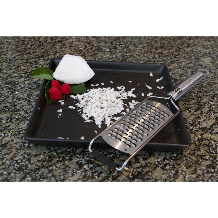 "Amazon US review of CuisineFx Coarse Hand Grater: ""Great Grater! Hahahaha"" #kitchen"