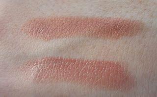 MAC Patisserie Lipstick Dupe by Faith Summer Loves...Rimmel Kate 03 vs MAC Patisserie