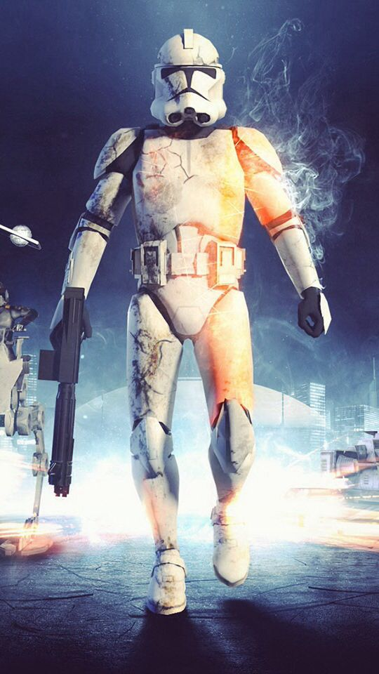 #Star Wars... Wishful thinking for a battlefront 3?