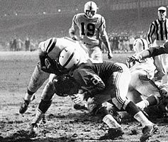 """""""The Greatest Game Ever Played"""" - Baltimore Colts vs New York Giants"""