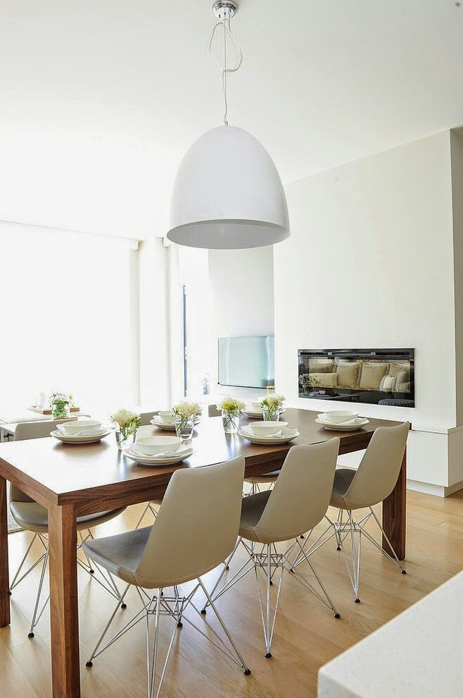 False Creek Condo by After Design Dining