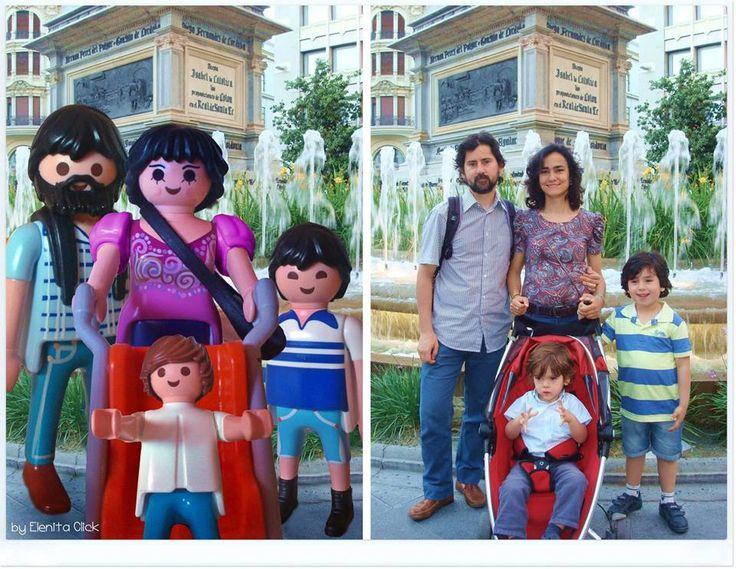 Familia playmobil <3